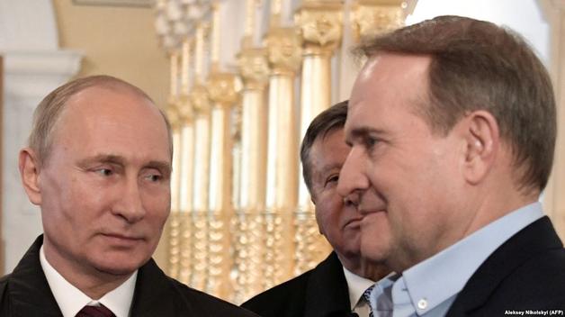 Виктор Медведчук собирает широкий фронт против НБУ, Приватбанка и Нафтогаза