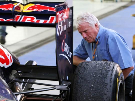 Умер гоночный директор Формулы-1
