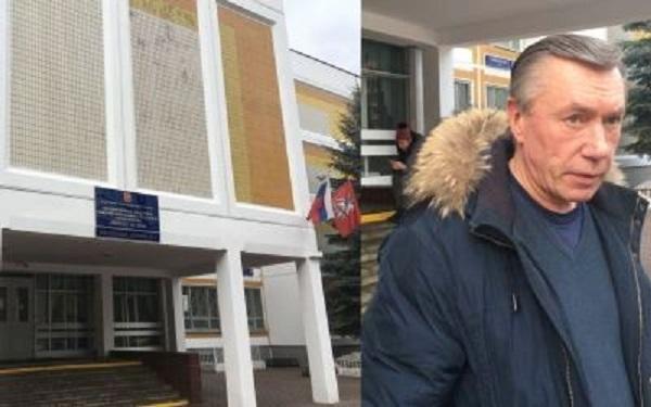 Директора московской школы увольняли с привлечением ОМОНа