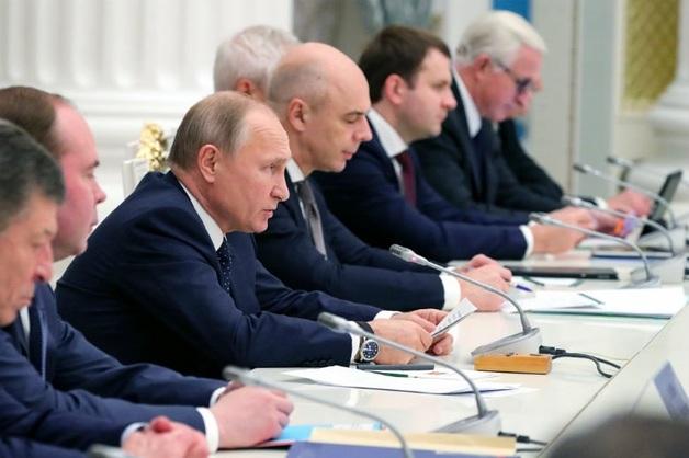 Предприниматели рассказали о закрытой встрече с Путиным