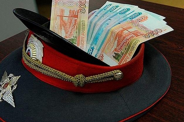 Майор без погон: офицер хотел откупиться взяткой от сотрудника ФСБ за кражу топлива в воинской части