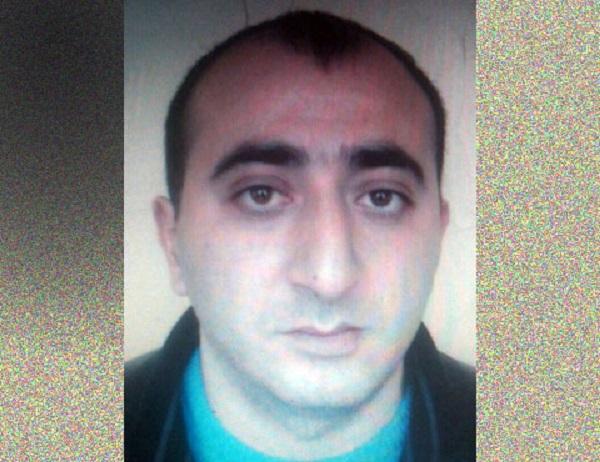 Молодой армянский вор в законе Геворик Нефтекамский