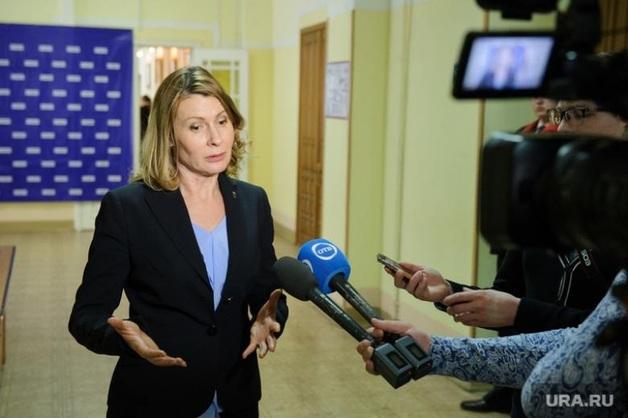 Депутат заксобрания Елена Чечунова попала в аварию по пути на партийное мероприятие