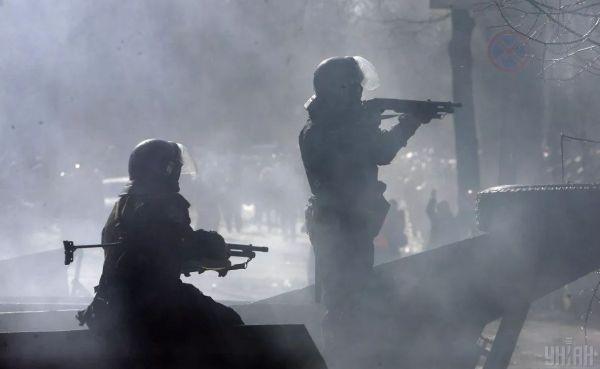 «Темные дела» Гриняка: как генерал Нацгвардии координировал разгон Майдана