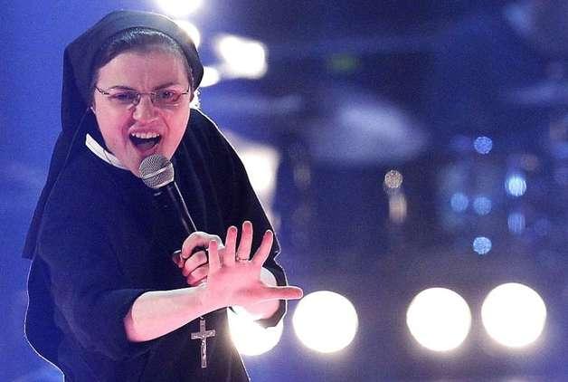 Германию на «Евровидении» представит монахиня-лесбиянка