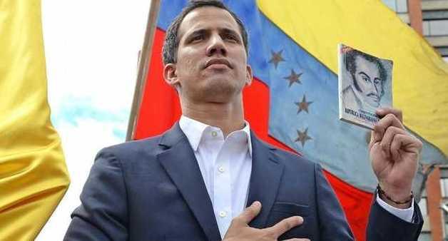 Венесуэльская оппозиция отобрала у Мадуро один из главных активов