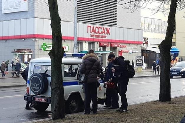 В Минске милиция сорвала лекцию оппозиционных журналистов