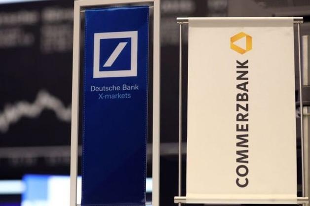 В Германии объединяются два крупнейших банка с триллионными активами