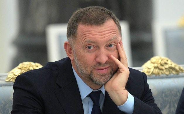 Российский олигарх Дерипаска оценил собственный ущерб от санкций в 7,5 миллиарда