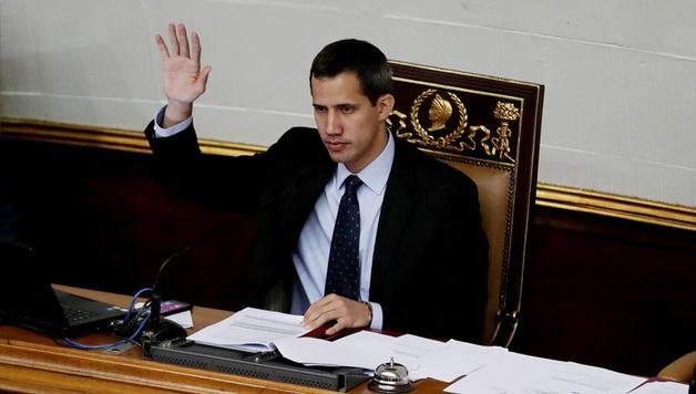 Дипмиссии Венесуэлы в США переходят под контроль Гуайдо