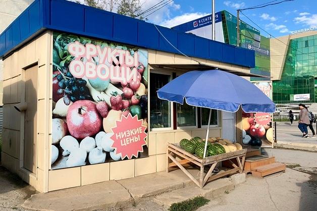 В Якутии задержали людей, устроивших погромы в овощных киосках