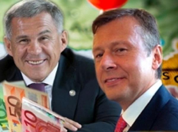 «Чистенький» кошелёк президента Минниханова. Как Рустэм Магдеев вовлёк в скандал судей и РКН