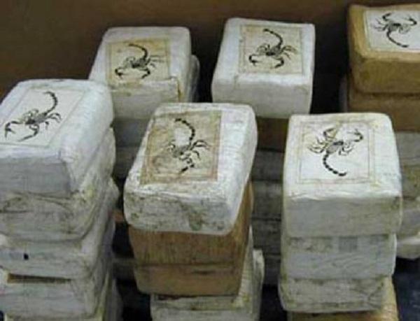 В порту «Южный» нашли 200 кг кокаина