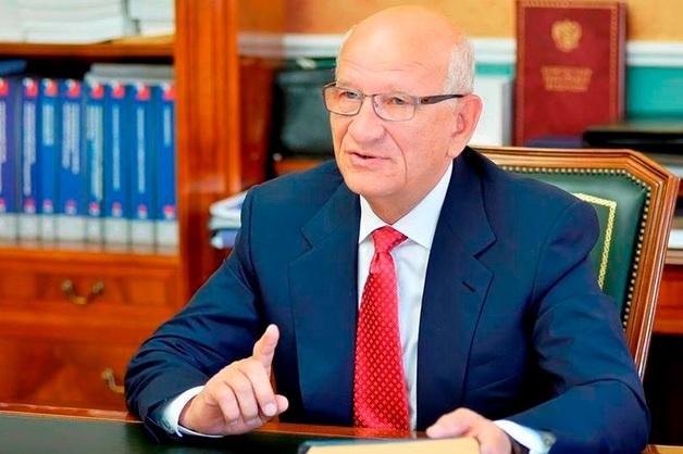 Губернатор Оренбуржья Юрий Берг подал заявление об отставке