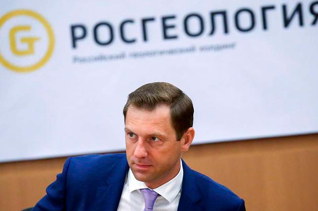 Главу Росгеологии Романа Панова отправили в отставку