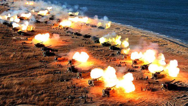 Корейский полуостров: угроза войны и соотношение сил Севера, Юга и США