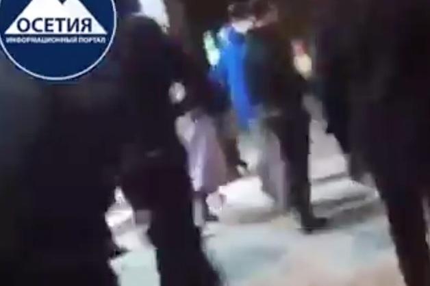 В Чечне произошла массовая драка после победы осетинских бойцов на турнире
