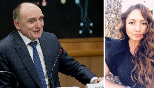 Любовница челябинского экс-губернатора Дубровского: look на миллион. И новенькая машинка.