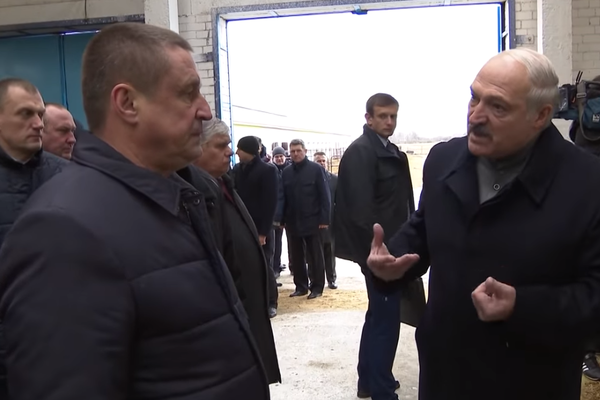 """""""Всех под нож!"""" Видео с шокированным Лукашенко взорвало сеть"""