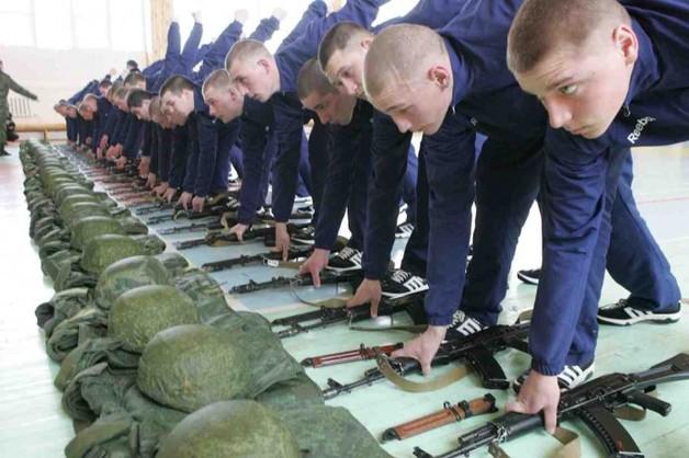 Отдых солдата беларуской армии: глазами очевидца
