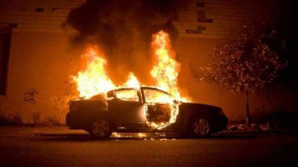 В Одессе подожгли машину депутата облсовета