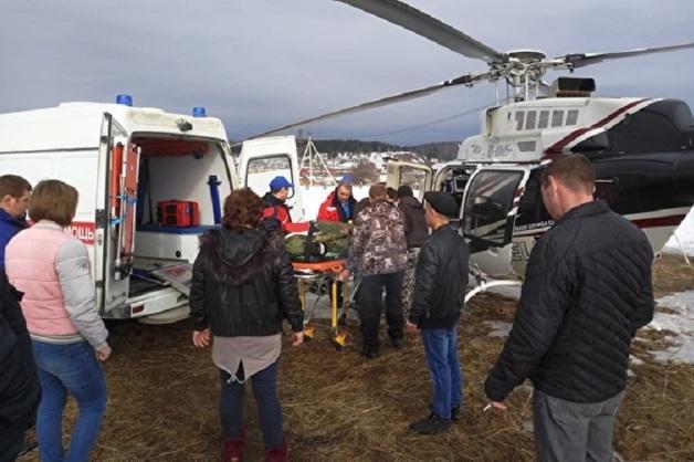 На Урале инспектор ГИБДД пытался покончить с собой
