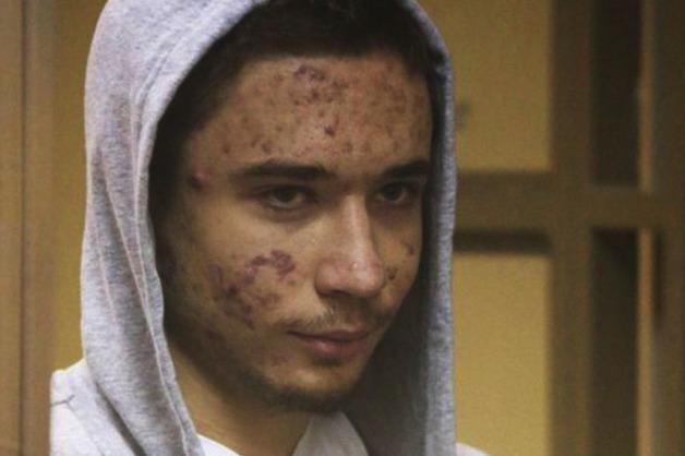 Подстрекатель к терроризму Гриб завершил через 4 дня голодовку в российском СИЗО