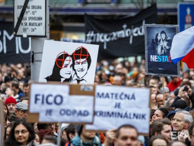 В Словакии уволился замгенпрокурора: ему угрожал подозреваемый в убийстве журналиста