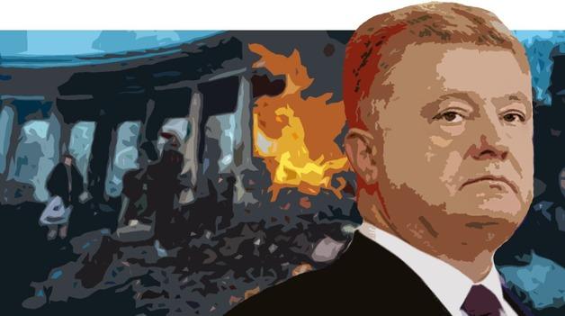 Чем жила семья Порошенко во времена Евромайдана. Точная хронология на основании личных писем