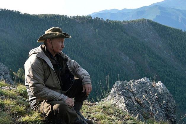 Глава Тывы рассказал, что Путин сам готовит шашлык в тайге