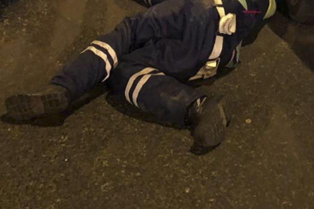 Дагестанец без прав сбил полицейского в Москве