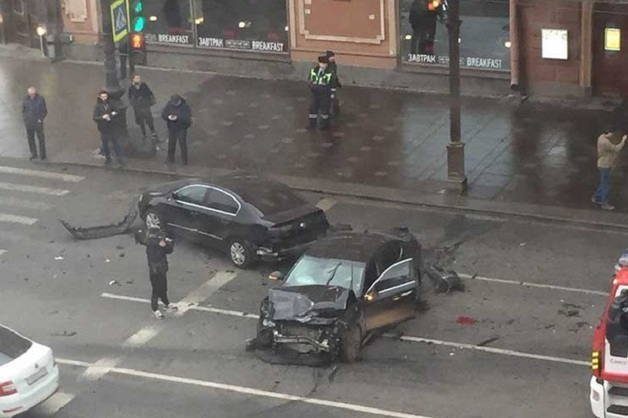 В Петербурге скончалась еще одна жертва аварии, которую устроил лишенный прав водитель