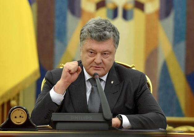 В марте Порошенко получил доходов на 165 миллионов
