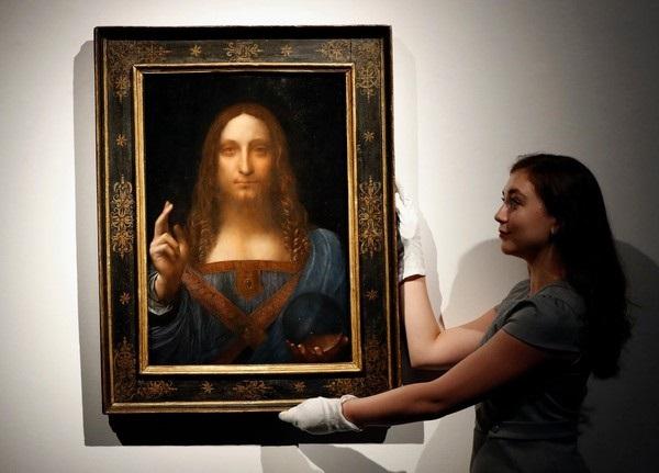 Из Лувра пропала известная картина Леонардо да Винчи, стоимостью $450 млн