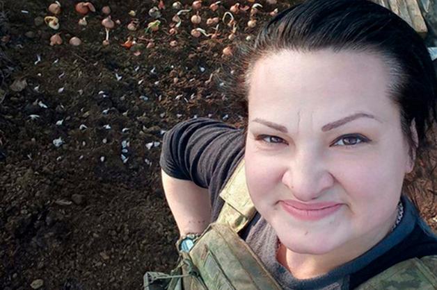 В Донбассе взрывом мины убита пулеметчица ВСУ с позывным «Ведьма»