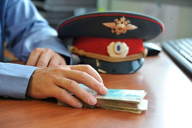 ФСБ на Кубани задержала и.о. начальника районной полиции при получении взятки