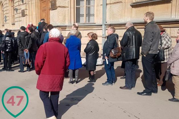 В петербургский главк к ревизору Соболю, зарекомендовавшему себя как «инквизитор», выстроилась очередь
