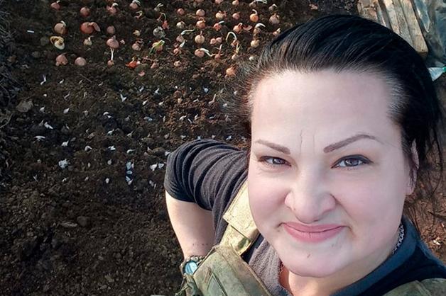СМИ раскрыли подробности жизни убитой в Донбассе «ведьмы-пулеметчицы»