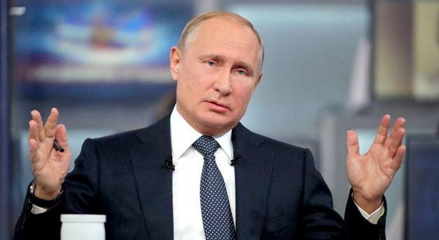 Церковь Апокалипсиса под колпаком повара Путина