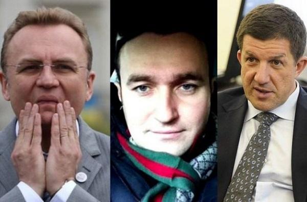 Максим Криппа: в Самопомощь инвестируют российские олигархи?
