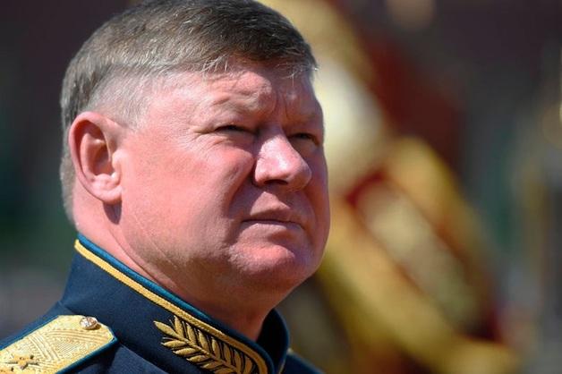 «Коммерсантъ» узнал о назначении генерала Сердюкова командующим в Сирии