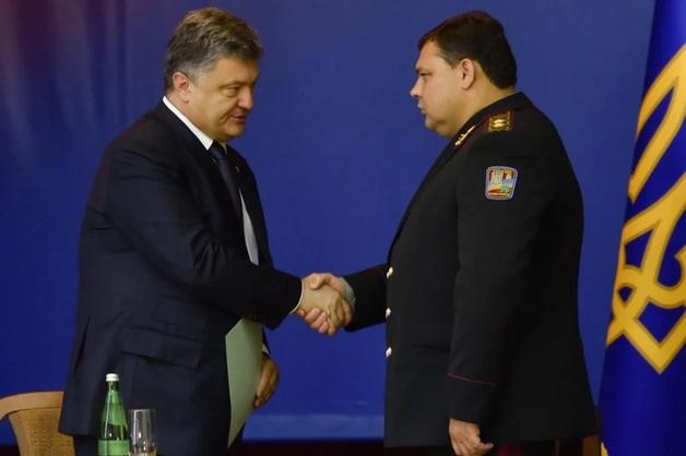 Генерал Кондратюк, отвечающий за спецслужбы в администрации Порошенко, подал в отставку