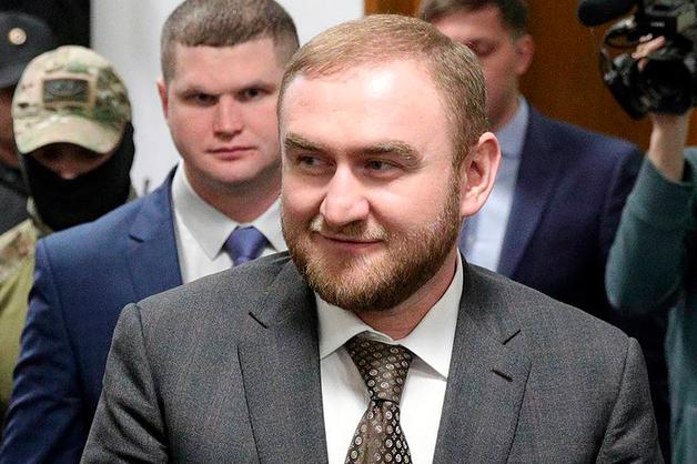 Рауф Арашуков направил в Совет Федерации декларацию о своих доходах