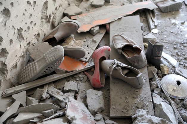В Ливии погибло уже около 150 человек
