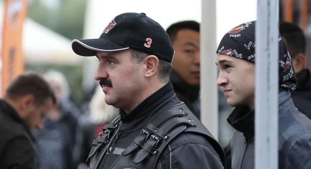 Старший сын Лукашенко получил должность в Национальном олимпийском комитете Беларуси