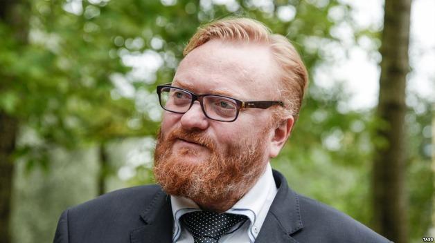 Избитый на штрафстоянке депутат Виталий Милонов лично лоббировал платную эвакуацию