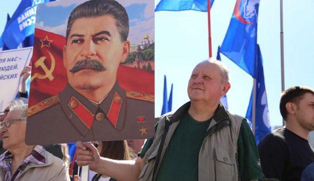 Россияне стали еще больше одобрять Сталина и оправдывать политические репрессии