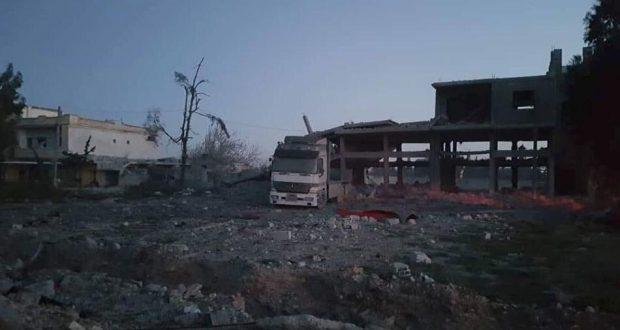 Опубликованы спутниковые снимки уничтоженного Израилем производства ракет в Сирии: до и после