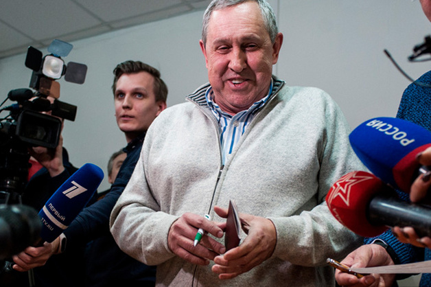 МИД аннулировал дипломатический паспорт депутата Белоусова