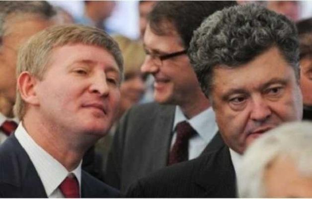 Ахметов в сухом остатке Порошенко